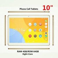 Tablette gros-10 pouces 2560 x 1600 IPS OCTA noyau 4 Go de RAM ROM de 32 Go 8.0MP 3 G carte de téléphone dual sim android4.4 mtk6592 Tablet PC, GPS 10