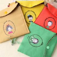 Cheap cotton Bags Best childhood sanitary