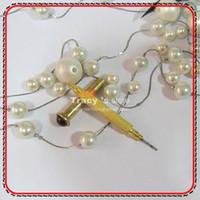 Wholesale Hand Dangle Drill Hole Maker Dot Pen Nail Art Uv Gel Acrylic Tips Tool Tone For Twist Marbleizing Pierce