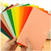 Wholesale Notebook cheap creative korea stationery notepad notebook composition stitch notebook cm sheet