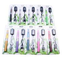 ego t - Top Quality eGo CE4 Blister Kits eGo T Battery mAh eGo Kits E Cigarette Kits Colorful CE4 Clearomizer Various Colors