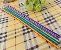 Wholesale 2000pcs Creative Stationery Magic Soft Pencil Flexible Plastic Pencil Easily Bend Pencil Twist Rubber Candy Colour