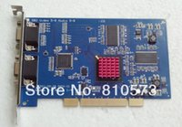 audio video compression - 8 CHANNEL Cameras Video and CH Audio Input Hardware Compression BNC PCI DVR CARD D1 Recording