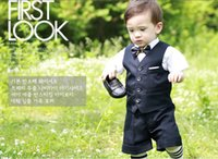 baby boy dress clothes wedding - Children s clothes chun xia han edition children suit small boy baby boys flower girl dress suit her wedding costumes