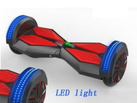 Wholesale 2 wheels inch balancing board hoverboard drifting style safe for beginner easy control best for kids