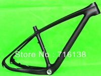 mtb bike frame - FR Full Carbon matt matte ER Mountain MTB Bike Frame BSA English BB Szie quot quot quot gift