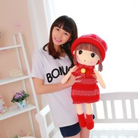 china toys - china red beautifull Plush toys plush stuffed toy doll with factory price best selling