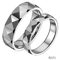 amethyst meaning - Korean jewelry new tungsten steel tungsten steel rings for direct angular freezing means WJ171
