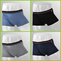 man panties - Classic Cotton Sexy Men Underwear Brand LUOCAIJIE New Mens Panties High Quality Solid Low waist Male Lingerie