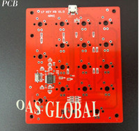 appliance testing - PCB Board For keys Cherry Kailh Gateron Mechanical Keyboard Num Pad Numeric Area For Shaft Testing Instrument Appliance