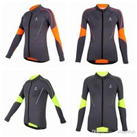 Wholesale WOLFBIKE cycling jackets cycling clothing bike bicycle windproof jacket riding long sleeve jerseys jackets sports outdoor wear clothing