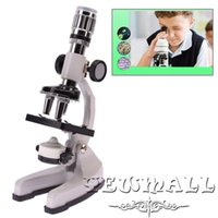 Wholesale Microscopes X X X Portable Science Biological Microscope Set for Children TD SH1200 NO Best Quality Hot Promotion