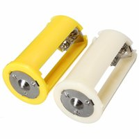 Wholesale Top Selling New Arrival Parallel AA Battery Adapter Holder V Case Box Converter AA to D Size