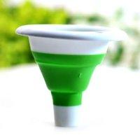 Wholesale Gift fashion houselinen yiwu retractable type mini funnel ry