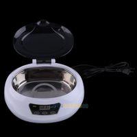 Wholesale LS4G Digital Jewelry Glasses Watch Ultrasonic Cleaner Cleaning Machine ML W