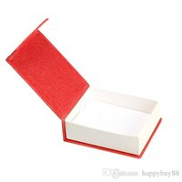 Wholesale Pendant Earrings Rings Gift Box Necklace Gift Box Necklace Pendant Bracelets Elegant Gift Box