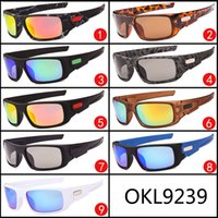 promotion sunglasses - Promotion colors Factory Price New Fashion sunglasses CRANKSHAFT Cycling designer Outdoor Sports Sunglasses Brand new Style
