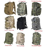 Wholesale 2015 New Arrival L Outdoor Sport Military Tactical Backpack Molle Rucksacks Camping Trekking Bag