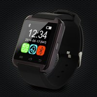 Wholesale U8 Bluetooth Smart Watch For Iphone and Android Smart Watch Wrist Watches Android Phone With Gift Box