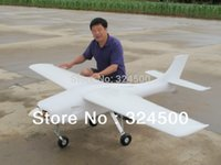 air powered airplane - Remote Control Gas Powered Discount New Mjolnir UAV Propeller Glider Modle Airplane For Sale Radio RC Model Air Planes Kits Cub