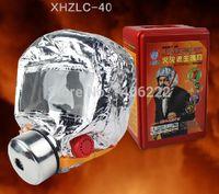 Wholesale Personal Fire escape mask smoke mask escape mask fire masks hot selling order lt no track