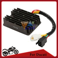 Wholesale Motorcycle Rectifier for Ducati Voltage Rectifier Regulator Monster City Dark SPS ST3 order lt no