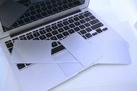Wholesale Ultra Thin Half Body Film Guard Sticker Shield Accessory For Apple Macbook Mac Book Air Pro Retina