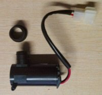 Wholesale WINDSHIELD WASHER PUMP SUIT FOR ACCORD CB3 WITH PINS WASHER MOTOR RUBBER SEAL PART NUMBER SE0
