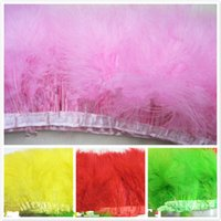 Wholesale Soft Turkey Feather Fabrics Dress Accessories Real Feathers Party Decoration Supplies Clothing Accessories DIY Cheap Brooch Dec