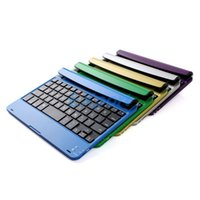 Wholesale Colorful Magnetic Wireless Bluetooth Keyboard for ipad mini
