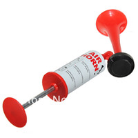 air pump fan - New Hand Held Loud Pump Action Air Horn Klaxon No Gas For Sport Party Emergencies