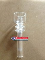 wholesale water pipes - ST Manufacturer mm mm Domeless Quartz nail for water pipe