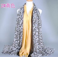 bamboo scarf pattern - 2015 Fashion Lady Scarf Wrap Viscose Printed Scarves Women Bamboo Joint Leopard Pattern Scarf High Quality