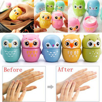age makeup - gifts for all ages New ml Cute Owl Fresh Fruity Makeup Moisturizing Whitening Hand Cream Gift crema de manos