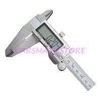 best digital vernier caliper - Best Quality mm Stainless Steel Metal Casing Electronic Digital Vernier Caliper Micrometer Measuring Tool VC004C