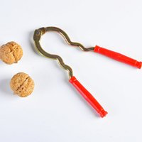 almond sheller - New Arrive Multifunction Nut Cracker Sheller Plier Walnut Almond Pecan Metal
