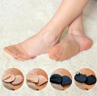 anti slip pad price - Best price Super soft women forefoot pad Anti slip shoe pads high heeled shoes insole pair