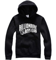 Cheap 2015 new autumn winter brand Hoodie sweatshirt hip hop BILLIONAIRE BOYS CLUB BBC fashion men's sports fleece pullover1126