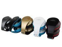 Cheap Multi color Wireless Stereo Headphone Bluetooth MP3 FM Radio Headset Earphone KG-5012 E9021