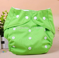 Wholesale Leak proof Baby Diaper Pants Breathable Changing Bag Washable Size Adjustable Baby Cloth Diaper