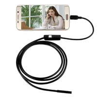 borescope - 6 LED mm Lens P Android USB Endoscope Waterproof Inspection Borescope Tube Camera M