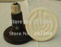 Cheap 200w Heat lamp Reptile pet appliances Ceramic heat lamp,REPTILE Dark Spot Ceramic Heat Emitter 20pcs lot by EMS free shipping