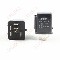 auto changeover - Car Truck Auto High Voltage V A Amp Ah Pin P Automotive Changeover Headlamp Dimmer Relay charge Relays