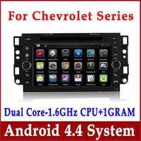 Wholesale Android Head Unit Car DVD Player GPS Navigation for Chevrolet Aveo Lova Epica Captiva with Radio Bluetooth TV Map USB DVR G WIFI Aduio