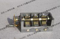 adjustable capacitor - Copper air adjustable capacitor triple PF PF loop antenna DIY antenna DIY