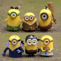 Wholesale New Minion Toy Despicable Me Minions Toys Ornament Christmas Gift Despicable Me doll Minion Decoration Brinquedos