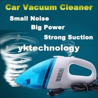 Wholesale New High Power Super Suction Car Vacuum Cleaners V W Universal Portable Wet and Dry Handhold Mini Automotive Vacuum Cleaner