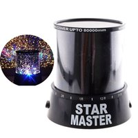 Wholesale Hot sale Christmas Gift Amazing Flashing Colorful Sky Star Master Night Light Lovely Sky Starry Star Projector Novelty Gifts