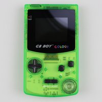 Wholesale Limited Edition Kong Feng GB Boy Color Colour Handheld Game Consoles Game Player with Backlit in Model