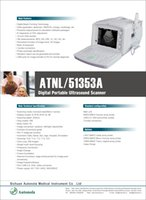 Wholesale CE and ISO factory price ultrasound scanner machines ATNL51353A